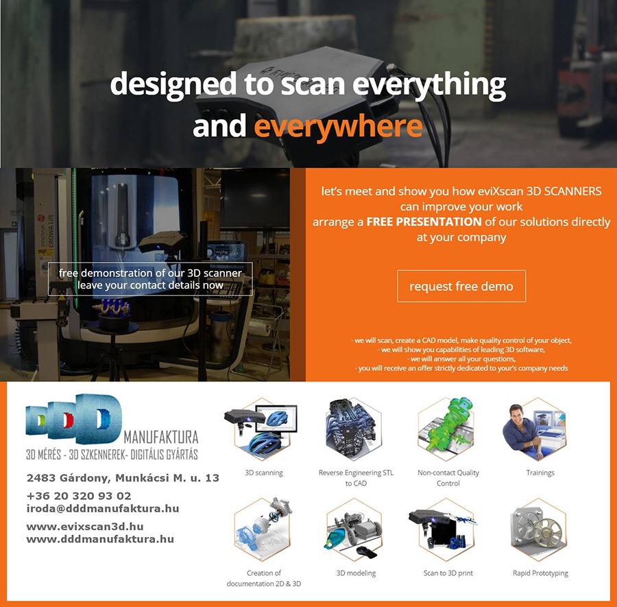 DDD Manufactory Intro