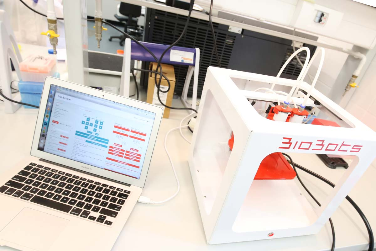 ​New laboratory in the name of innovation